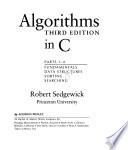 Algorithms in C.
