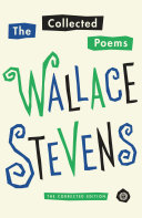 The Collected Poems of Wallace Stevens Pdf/ePub eBook
