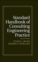 Standard Handbook of Consulting Engineering Practice