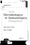 Acta Microbiologica Et Immunologica Hungarica