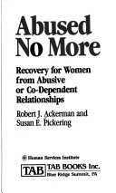 Abused No More Book