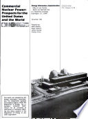 Commercial Nuclear Power Book