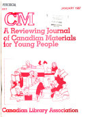 Reviewing Journal Of Canadian Materials For Young People
