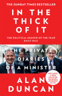 In the Thick of It  The Private Diaries of a Minister Book