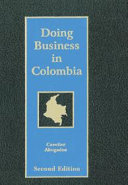 Doing Business in Colombia   Second Edition