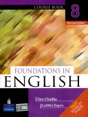 Foundations In English Course Book   8  Revised Edition   2 E