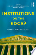 Institutions on the edge
