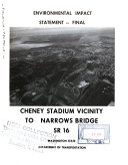 WA 16  Cheney Stadium to Tacoma Narrows Bridge