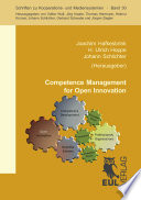 Competence Management for Open Innovation Book PDF