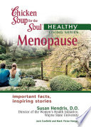 Chicken Soup for the Soul Healthy Living Series  Menopause