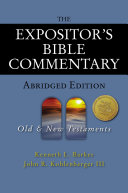 The Expositor's Bible Commentary - Abridged Edition: Two-Volume Set Pdf/ePub eBook