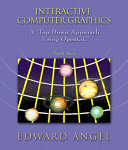Cover of Interactive computer graphics