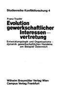 Evolution gewerkschaftlicher Interessenvertretung