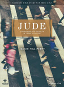 Jude   Teen Girls  Bible Study Leader Kit