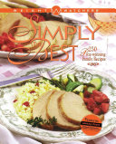 Weight Watchers Simply the Best Book