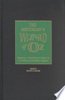 The Historian s Wizard of Oz