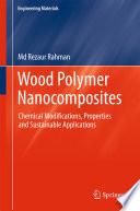 Wood Polymer Nanocomposites Book