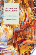 Metaphor And Metaphilosophy Book PDF