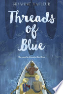 link to Threads of blue in the TCC library catalog