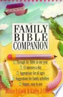The Family Bible Companion