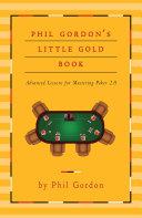 Pdf Phil Gordon's Little Gold Book Telecharger