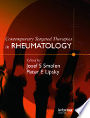 Contemporary Targeted Therapies In Rheumatology Book PDF