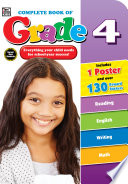 """""""Complete Book of Grade 4"""" by Thinking Kids"""