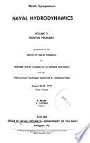 ACR-203: Ninth Symposium: Naval Hydrodynamic Dynamics