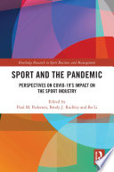 Sport and the Pandemic