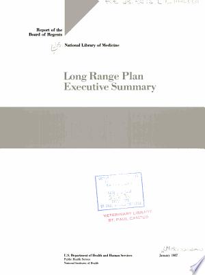 Download Long Range Plan PDF