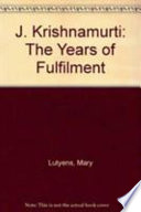 Years of Fulfillment