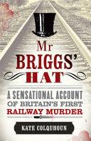 Mr Briggs  Hat