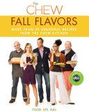 The Chew  Fall Flavors Book PDF