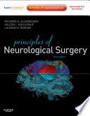 """Principles of Neurological Surgery E-Book: Expert Consult Online"" by Richard G. Ellenbogen, Saleem I. Abdulrauf, Laligam N Sekhar"