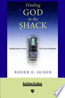 Finding God in the Shack Book PDF