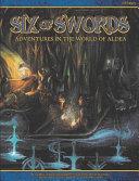 Blue Rose: RPG Six of Swords ebook