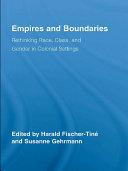 Empires and Boundaries