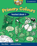 Primary Colours 2 Teacher's Book