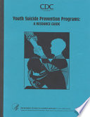 Youth Suicide Prevention Programs Book PDF