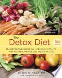 The Detox Diet Third Edition Book PDF