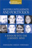 Multiple Intelligences and Portfolios Book