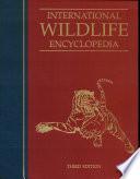 """International Wildlife Encyclopedia: Brown bear cheetah"" by Maurice Burton, Robert Burton"
