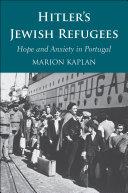 Pdf Hitler's Jewish Refugees Telecharger