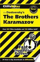 CliffsNotes on Dostoevsky's The Brothers Karamazov