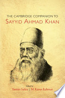 The Cambridge Companion To Sayyid Ahmad Khan
