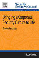 Bringing a Corporate Security Culture to Life