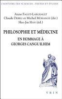 Philosophie et médecine