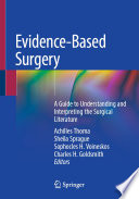 Evidence Based Surgery