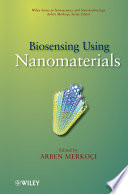 Biosensing Using Nanomaterials