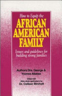 How to Equip the African American Family